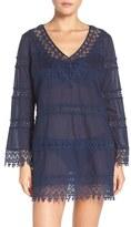 Tory Burch Women's Crochet Lace Cover-Up Dress