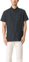 Billy Reid Short Sleeve Tuscumbia Shirt