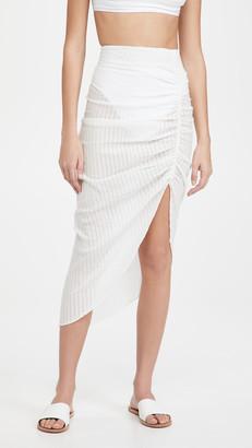 Playa Lucila Asymmetrical Skirt