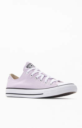 Converse Purple Chuck Taylor All Star Sneakers