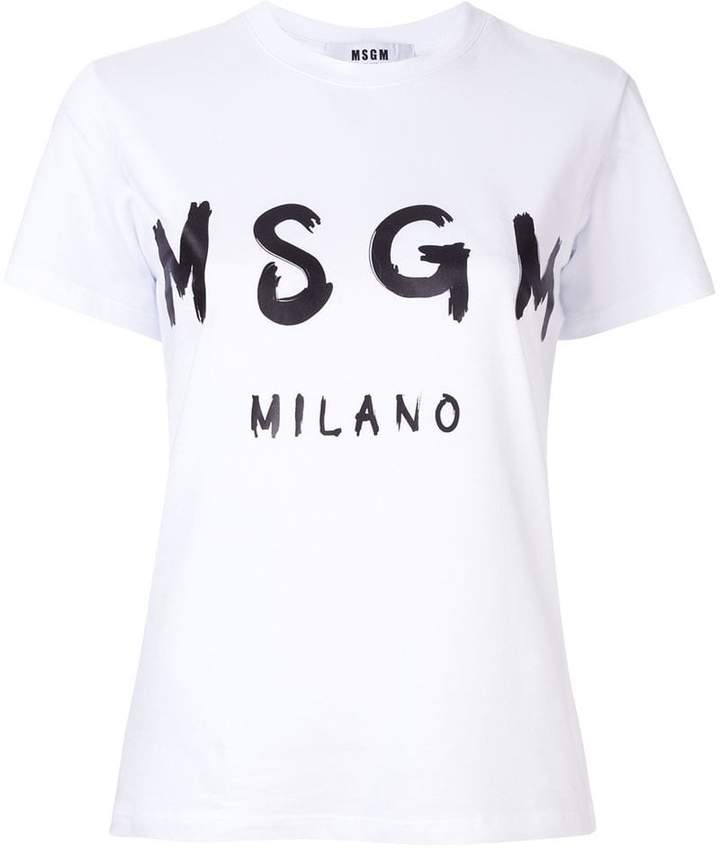 71d6d480 MSGM Women's Tees And Tshirts - ShopStyle