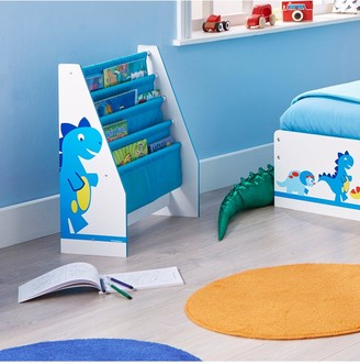 Hello Home Dinosaurs Kids Sling Bookcase