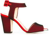 Giuseppe Zanotti Design Emmanuel sandals - women - Leather/Polyester - 36