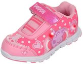 "Peppa Pig Girls ""Spotty"" Sneakers"