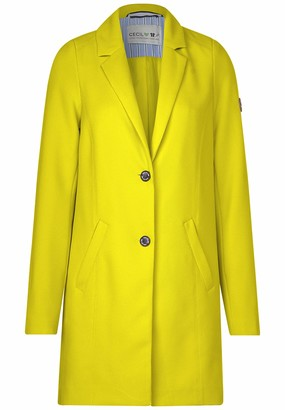 Cecil Women's 100604 Wool Coat