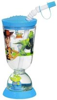 Disney Pixar Toy Story Straw Water Drink Bottle / Cup (9 OZ) by