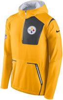 Nike Men's Pittsburgh Steelers Alpha Fly Rush Jacket