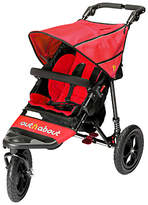 N. Out 'N' About Nipper 360 Single V4 Pushchair, Red