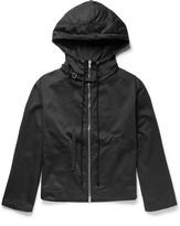 Raf Simons Robert Mapplethorpe Foundation Printed Twill Hooded Jacket