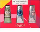 L'Occitane Hand Cream Trio, 3 Ounce