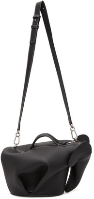 Loewe Black Large Elephant Bag