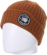 Globe Lion Beanie Brown