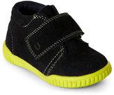 Umi Navy Bodi Single-Strap Shoes