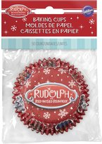 Wilton Standard Baking Cups-Rudolph The Red Nosed Reindeer