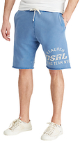 Denim & Supply Ralph Lauren Cotton French Terry Cutoff Sweat Shorts