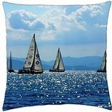 Gankering BY SEA - Throw Pillow Cover Case (18