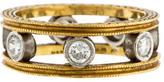 Cathy Waterman Two-Tone Diamond Ring