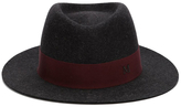 Maison Michel Andre Contrast Band Trilby