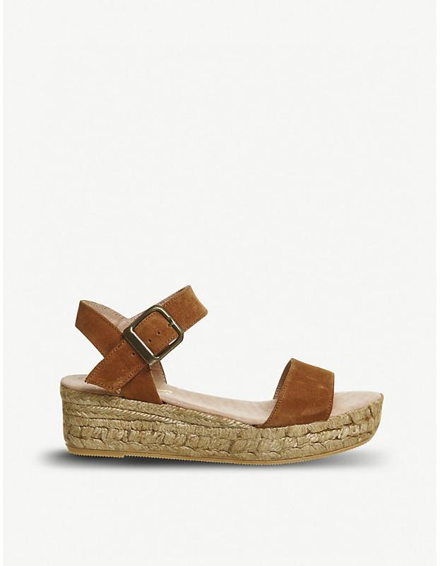 Nubuck Flatform Jyle Jyle Jyle Sandals Flatform Sandals Flatform Nubuck wkn80OP