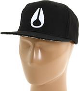 Nixon Sneek Plaid Starter Hat