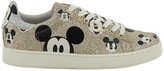 Moa Mickey Mouse Glitter Sneakers
