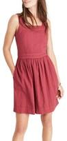 Madewell Women's Apron Dress