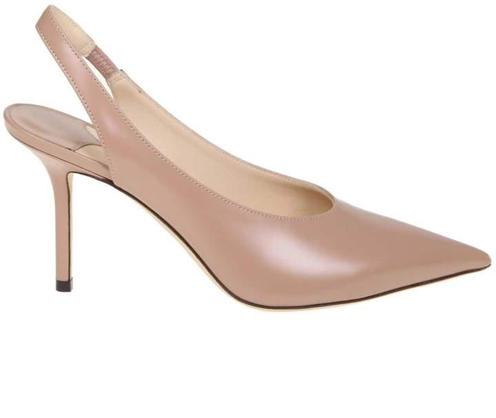 ebd0c43b0 Jimmy Choo Nude Shoes - ShopStyle UK