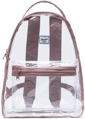 Herschel Nova Clear Mid Volume Backpack