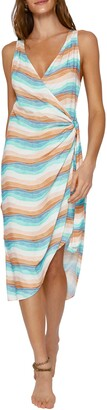 Vix Paula Hermanny Alyssa Bel Sleeveless Midi Cover-Up Dress