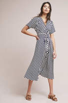 Tracy Reese Striped Corset Dress