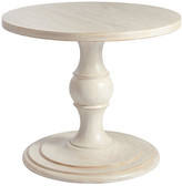 Barclay Butera Corona Del Mar Center Table - Sailcloth whitewash
