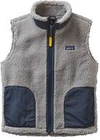 Patagonia Girl's Retro-X Windproof Fleece Vest