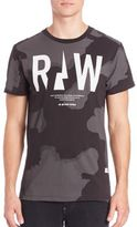 G Star Rowack R T Crewneck T-Shirt