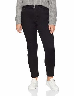 Simply Be Women's Shape & Sculpt Straight Leg Jeans
