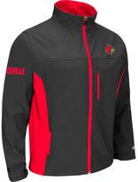 Men's Stadium Louisville Cardinals College Yukon II Softshell Full-Zip Jacket