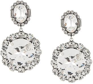 Dannijo Moore crystal earrings