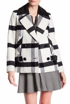 Trina Turk Addison Plaid Coat