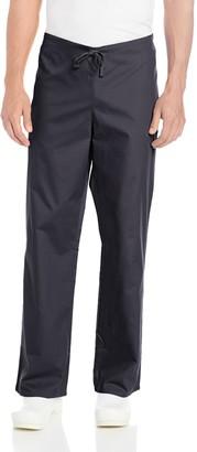 Dickies mens Signature Unisex Drawstring Medical Scrubs Pants