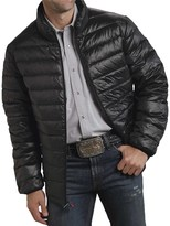 Roper 50/50 Crushable Down Jacket (For Men and Big Men)