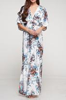 Love Stitch Lovestitch The Mallory Maxi Dress