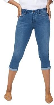 NYDJ Chloe Capri Jeans in Market