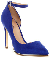 Call it SPRING Exerina d'Orsay Ankle Strap Pump