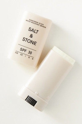 Salt & Stone SPF 30 Mineral Sunscreen Stick By SALT & STONE in White