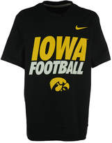 Nike Boys' Iowa Hawkeyes Practice T-Shirt