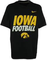 Nike Iowa Hawkeyes Practice T-Shirt, Big Boys (8-20)