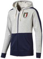 Puma Italia Azzurri Full Zip Hoodie