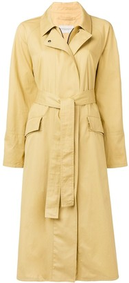 Holland & Holland Belted Trench Coat
