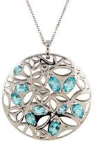 Di Modolo Crystal Pendant Necklace