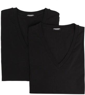 DSQUARED2 two-pack V-neck T-shirt set