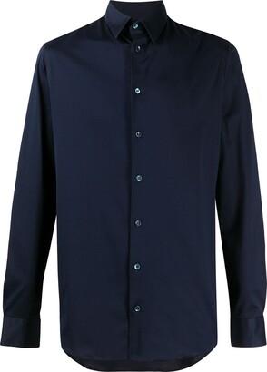 Giorgio Armani Regular-Fit Cotton Shirt